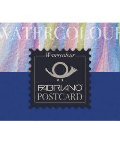 Альбом для акварели МАЛЫЙ ФОРМАТ (105х148 мм) А5, FABRIANO «Watercolour Studio», среднее зерно, 20 л., 300 г/м2, 17105148