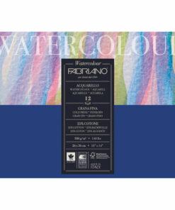 Альбом для акварели БОЛЬШОЙ А3- (260х360 мм) FABRIANO «Watercolour Studio», среднее зерно, 12 л., 300 г/м2, 17312636
