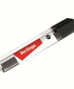 Грифели для механических карандашей Berlingo, 12шт., 0,5мм, HB