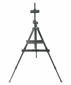 Мольберт алюминиевый переносной Гамма «Московская палитра» 77*85*175 см, чехол в комплекте