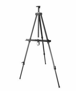Мольберт алюминиевый переносной Гамма «Московская палитра» 140*100*132(178)см, с чехлом