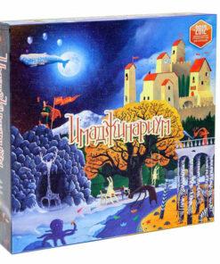 Игра настольная Cosmodrome Games «Имаджинариум», картонная коробка