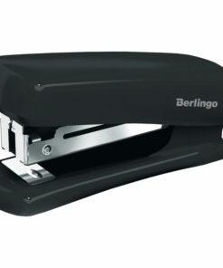 Мини-степлер №10 Berlingo «Universal» до 10л., пластиковый корпус, черный