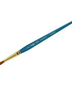 Кисть художественная, синтетика, Гамма «Галерея», круглая, короткая ручка №12