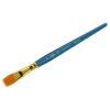 Кисть художественная, синтетика, Гамма «Галерея», плоская, короткая ручка №16