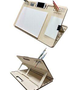 Настольный мольберт-планшет. Наклонная подставка для рисования и черчения.. МН4