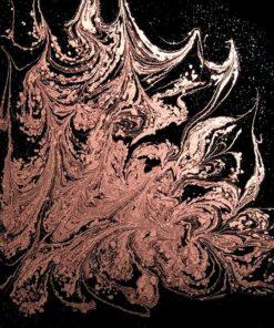 Всплывающий порошковый пигмент «Медь», 25мл