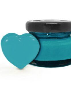 Бирюзовый колер/краситель для эпоксидной смолы, 25мл