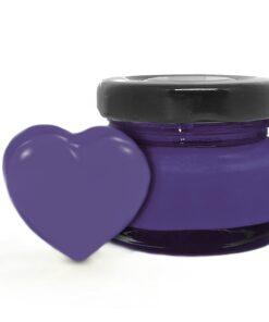 Светло-лиловый колер/краситель для эпоксидной смолы, 25мл