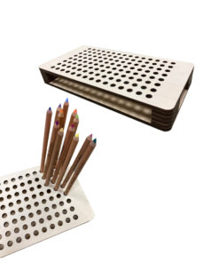 Подставка для кистей/ карандашей