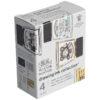 Набор туши художественной Winsor&Newton для рисования, 4цв. (черный, белый, золотой, серебрянный), 14мл, стекл. флакон, в картонной коробке