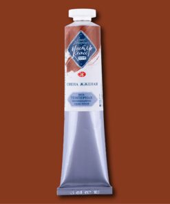Краска темперная МАСТЕР-КЛАСС ПВА цв.№406 сиена жженая туба 46мл