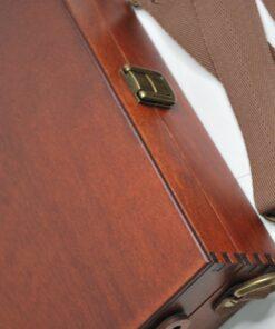 Этюдник коричневый